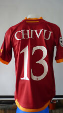 Maillot Chivu - AS Roma 2006-2007 dom Taille M - 06-07 Rome Inter Ajax maglia