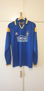 Juventus 1994/95 L/S away shirt jersey maglie Kappa