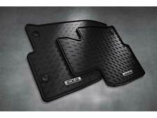 2016-2020 Mazda CX-9 All Weather Rubber Floor Mats Rear (set of 4) 0000-8B-N35