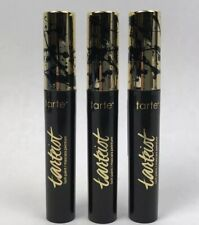 x3 TARTE Tarteist Lash Paint Mascara in BLACK 2.5ml/ 0.08 oz
