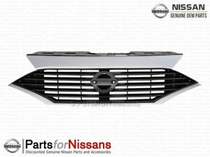 Genuine Nissan Quest Front Grille Assembly NEW OEM