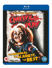 Child's Play [1988] [Region Free] (Blu-Ray)