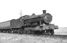 Steam Railway Photograph: 6922 'BURTON HALL'  @ WORTHING 59