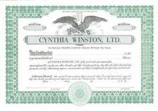 Cynthia Winston, Ltd.