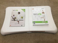 Nintendo Wii Fit Plus Game & Balance Board CLEAN TESTED