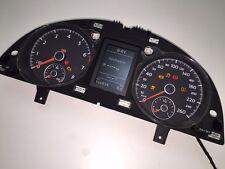 3AA920870L VW Passat B7 Kombiistrument Tacho Benzin FIS (179)