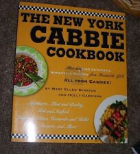 The New York Cabbie Cookbook by Mary Ellen Winston and Holly Garrison (2003,...