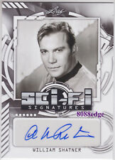 "2016 POP CENTURY SCI-FI AUTO: WILLIAM SHATNER-AUTOGRAPH ""BOSTON LEGAL/STAR TREK"""
