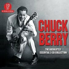 Chuck Berry The Absolutely Essential 3CD Collection CD New
