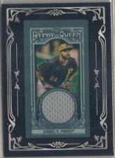2013 Topps Gypsy Queen Framed Mini Relic Card #GQMR-PA, Pedro Alvarez