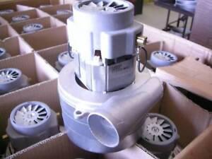 AMETEK 230V 3 STAGE TANGENTIAL BYPASS CENTRAL VACUUM MOTOR 065900003 1200 watt*