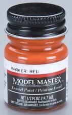 Testors Russian Marker Red 1/2 oz Enamel Paint 2127 TES2127