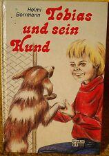 Helmi Borrmann-Tobias e il suo cane-Ill. di Sigrid lokau