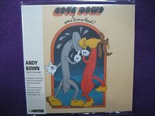 ANDY BOWN / GONE TO MY HEAD MINI LP CD NEW SEALED Herd. Judas Jump, Status Quo