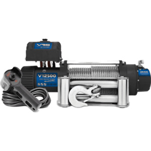 VRS V12500 winch with wire cable V12500 10232518226