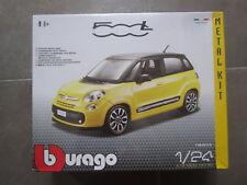 KIT DE MONTAJE BURAGO FIAT 500 L . ESCALA 1:24. NUEVO EN CAJA, ITALIAN DESSIGN.