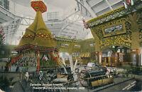 PC63882 Canadian Pavilion. Interior. Franco British Exhibition. London 1908. Val
