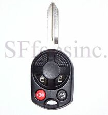 OEM FORD 80 BIT HA KEYLESS REMOTE HEAD KEY FOB COMBO TRANSMITTER 164-R7040 R7013