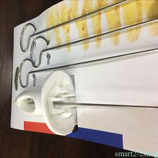 Manual Tornado Twist Tool Spiral Potato Chips Maker Twister Slicer Cutter Set FM