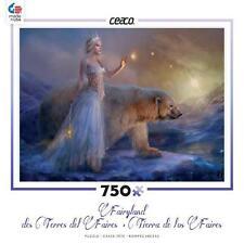 CEACO FAIRYLAND JIGSAW PUZZLE AURORA BENTE SCHLICK  750 PCS FANTASY #2997-4