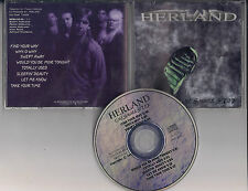 HERLAND - One small step CD VERY RARE MELODIC ROCK AOR SELF PRESS 1995 MELIDIAN