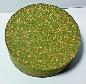 RUBBER CORK RING GREEN - 32mm x 13mm - 1/10/30 per packet