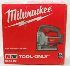 Milwaukee 2645-20 M18 Cordless Jig Saw (Tool Only) New Free Shipping!