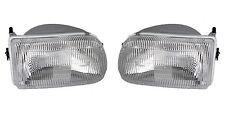 1994 - 1997 MAZDA PICK-UP HEADLIGHTS HEADLAMPS LIGHTS LAMPS PAIR