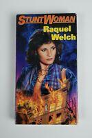 NEW UAV VHS Stunt Woman aka Animal 1990 Cult Rare Raquel Welch Claude Zidi HTF