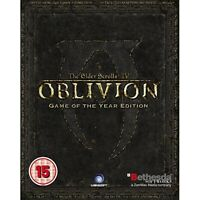 The Elder Scrolls 4 IV Oblivion Game of Year Editio PS3 PlayStation 3 Video Game