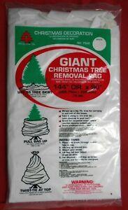 Christmas Tree Removal Bag / Giant