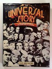 The Universal Story Complete History Studio Films HC HirschhornVTG 1983 1st Ed.