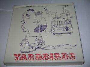 ROGER THE ENGINEER by THE YARDBIRDS (1966) OVER UNDER SIDEWAYS  DIGIPAK 2 CD SET
