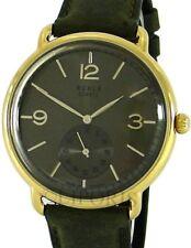 Ruhla Classic Made in Germany bicolor Herrenuhr kleine Sekunde mens watch 42mm