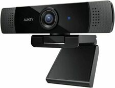 More details for aukey webcam 1080p full hd stereo microphone web camera video chat recording