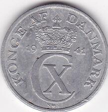 5 Öre Dänemark 1941 Christian X Denmark bessere Erhaltung