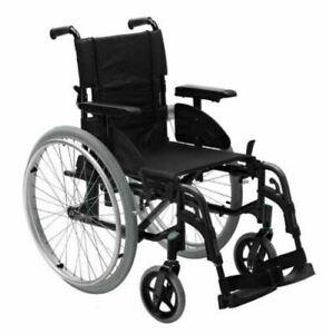 Invacare Action 2 NG Active Automoteur Chaise Roulante 45.7cm Largeur Seat -
