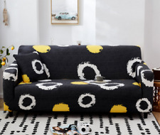 Hot Sell Elastic Stretch Sofa Slipcovers Couch Armchair Cover X1PC Pillowcase US