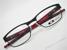 Eyeglass Frames-Oakley carbon plate OX5079-0153 Matte Black53mm Titanium Glasses