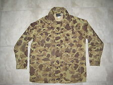 Vintage BROWNING Camo Gore-Tex Hunting Fishing Rain Coat Jacket USED Large L