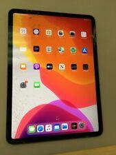 Apple iPad Pro 1st Gen. 64GB, Wi-Fi, 11 in - Gray (Read Description) AQ3519