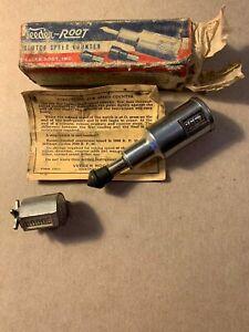 Vintage Veeder-Root Clutch Speed Counter w Original Box plus a Lucas Counter