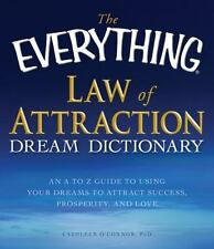 The Everything Law of Attraction Dream Dictionary: An A-Z guide to-ExLibrary