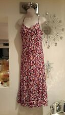 New Look Size 10 Maxi Dress Floral