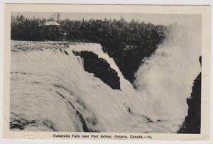 Canada postcard - Kakabeka Falls near Port Arthur, Ontario (A238)