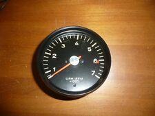 PORSCHE 912 1968 tachometer rebuilt, beautiful!