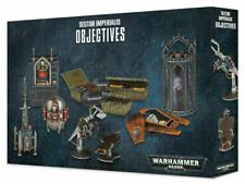 Sector Imperialis Objectives Warhammer 40K Kill Team Scenery Terrain NEW IN BOX