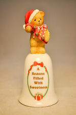 Cherished Teddies: Happy Holiday Friend - 823252 - Bell