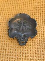 Art Nouveau Pewter Pin Tray C1900