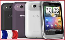 Smartphone NEUF HTC Wildfire S NOIR ou BLANC  débloqué tous opérateurs